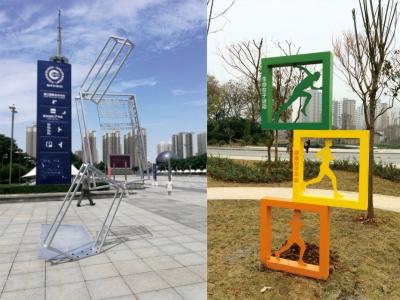 城市文化景观小品设计制作