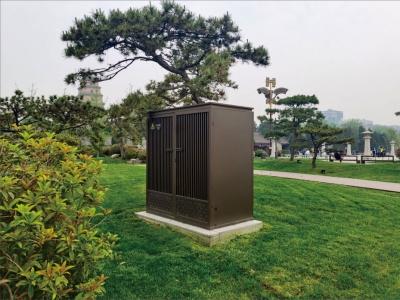 户外公园电箱
