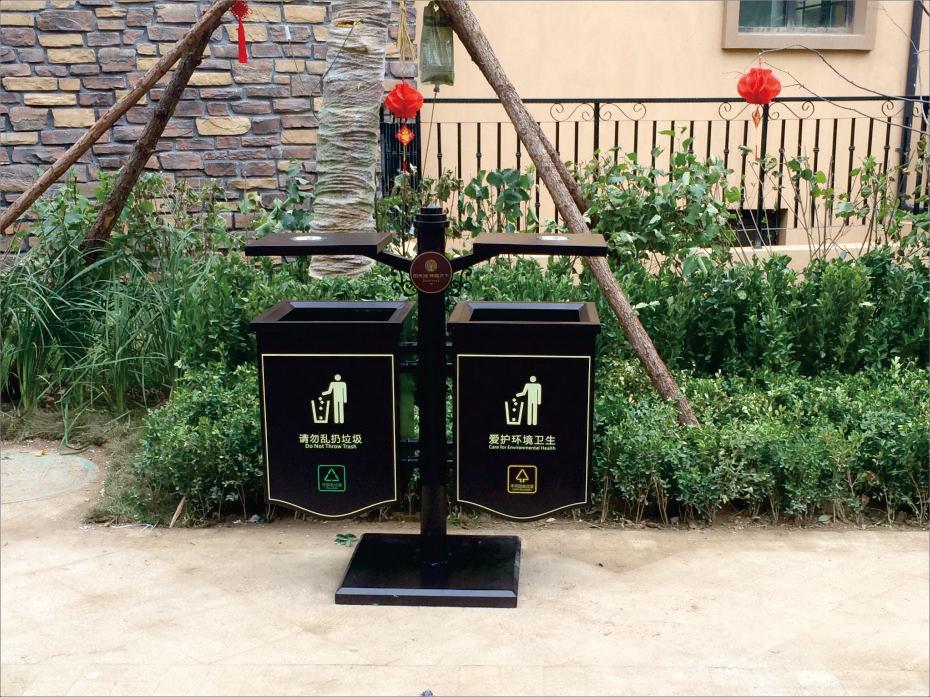 兰州阳光城别墅标识标牌系统设计制作 地产标识